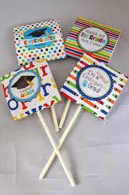 kindergarten graduation gifts kindergarten graduation party printables and a freebie amanda