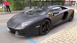 lamborghini aventador matte black awesome matte black lamborghini aventador lp 700 4 youtube
