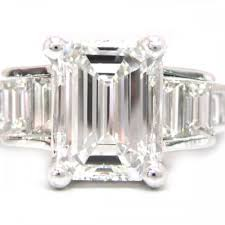 emerald cut diamond engagement rings for sale u2013 trusty decor