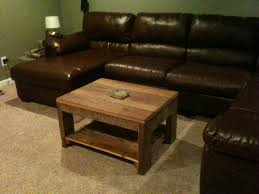Barn Board Coffee Table Ana White Barnwood Coffee Table Diy Projects