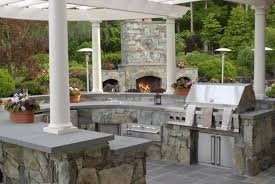 Outdoor Kitchen Stainless Steel Cabinet Doors Luxury Outdoor Kitchen Plan With Best Stainless Steel Cabinet