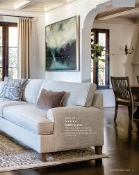living spaces emerson sofa living spaces fall 2017 emerson sofa