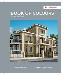 book of colours final by asian paints limited issuu best