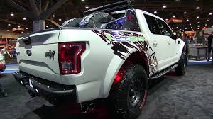 Ford Raptor Truck Accessories - 2015 f 150 baja xt ford raptor comparable sema show youtube