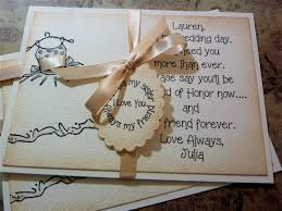 how to ask of honor poem be my bridesmaid be my of honor invitation ask