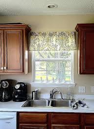 large kitchen window treatment ideas kitchen window valances modern kitchen window treatments or modern