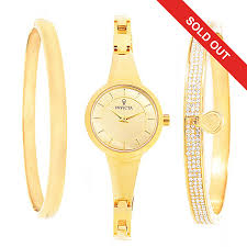 bangle bracelet watches images Invicta gabrielle union women 39 s quartz bracelet watch bangle