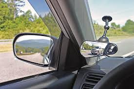 No Blind Spot Rear View Mirror Reviews The Famous Autobahn Blind Spot Mirror Autosport Catalog