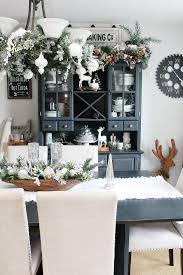 dining room photos farmhouse dining room christmas decorations clean and scentsible