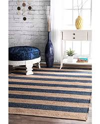 7 jute rug tis the season for savings on nuloom flatweave alisia stripes jute