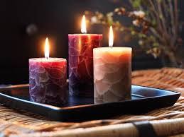 Decorative Pieces For Home by Decorative Candles Holders Wooden Pillar Home Decor And Design