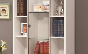 Ikea White Bookcase With Glass Doors Shelf White Bookcase With Doors Astonishing Ikea Target