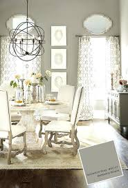 138 the last thing you will wish for is a heavy drape in a light 86 casual dining room curtain ideas wonderful gray dining room with pedestal table and white upholstered