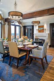 65 best dining rooms and dinettes images on pinterest built ins santa barbara style home in austin with an inviting design