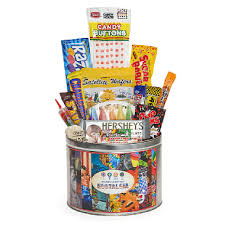 candy gift basket buy candy gift baskets towers online s candy bar