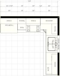 Kitchen Cabinet Layout For And Remodelling Your Small Home Design