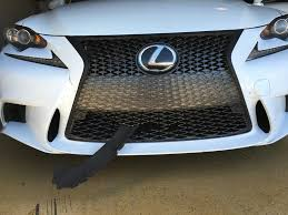 lexus ct200h f sport youtube front bumper removal clublexus lexus forum discussion