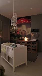 chambre a theme décoration intérieure d une chambre bébé garçon thème forêt