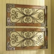 metal scroll wall decor foter
