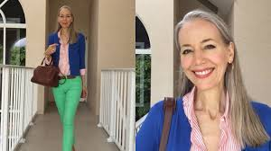 spring fashion 2016 for women over 50 classic fashion over 40 over 50 skinny jeans cardigan gap shirt