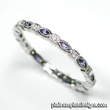 sapphire and wedding band best 25 sapphire wedding bands ideas on white