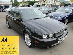 used black jaguar x type for sale glamorgan