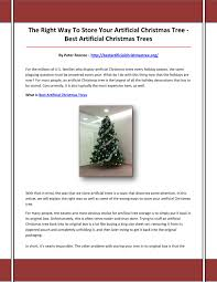 best artificial trees by afsdafsdfasd issuu