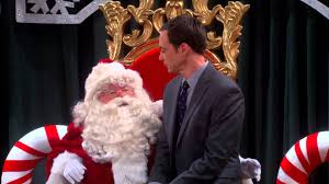 Seeking Santa Claus Episode Rauch Kevinfoyle