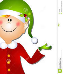 free clipart of christmas elves clipartxtras