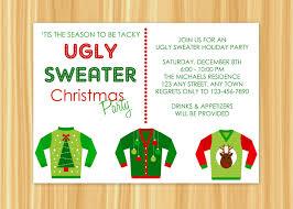 sweater invitations cimvitation