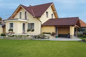 Das Haus Frühjahrskur Für Die Fassade U2013 Fassadenanstrich Schützt Das Haus