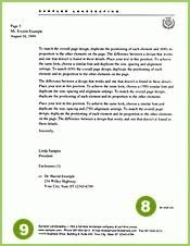 Business Letter Template Closing Business Letter Complimentary Close The Best Letter Sample