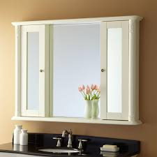 Cheap Bathroom Mirror Cabinets 48 Sedwick White Vanity Bathroom