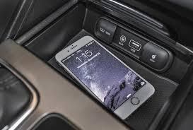 Optima Kia Interior 2016 Kia Optima Review
