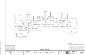 Apartment Complex Floor Plans by Housing U0026 Residence Life Washington State University