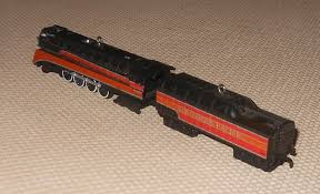 hallmark lionel southern pacific daylight ornament