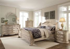 Glass Mirrored Bedroom Set Furniture Cool Bedroom Lamp Sets On A Glass Table Beside The Bed And Lamp
