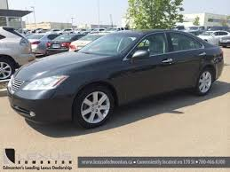 2008 lexus es 350 review pre owned gray 2008 lexus es 350 fwd premium package review