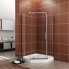 5 Shower Door Shower A33 Semi Frameless Neo Angle Corner Shower Doors Fit To