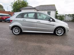 used mercedes benz b class hatchback 2 0 b200 cdi sport cvt 5dr in