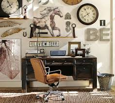 Pottery Barn Outdoor Clock Painted Horse Canvas Pottery Barn