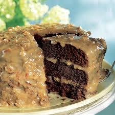 german chocolate cake recipe myrecipes
