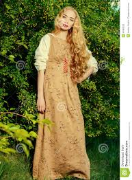 fashioned hair old fashioned dress stock image image of hair dress 41682533