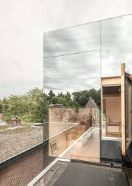 Mirrors That Look Like Windows by Tiny Home On A Roof Serves U0027treehouse U0027 Vibes Curbed