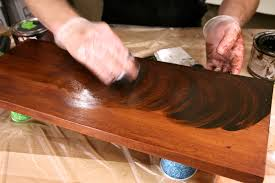 Wood Stain Medium Stain Water Based by 3 More Easy U0026 Exquisite Finishes For Mahogany Woodworking Projects
