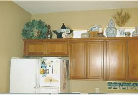 ideas for decorating above kitchen cabinets kitchen cool decorating ideas above kitchen cabinets small home
