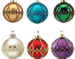 3157 best boules de noel images on beaded