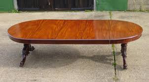 mahogany dining table 3 metre antiuqe mahogany extending victorian dining table