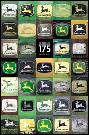 89 best john deere logos images on pinterest john deere tractors