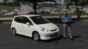 small car honda fit photos used 2007 honda fit sport for sale at honda cars of bellevue an